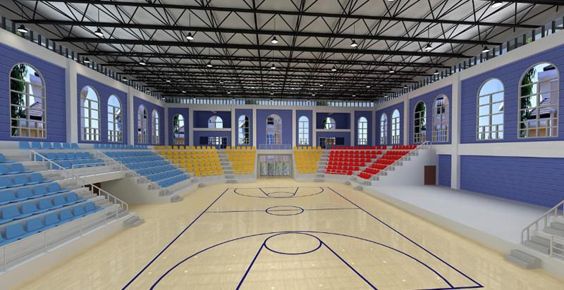 乐山体育馆