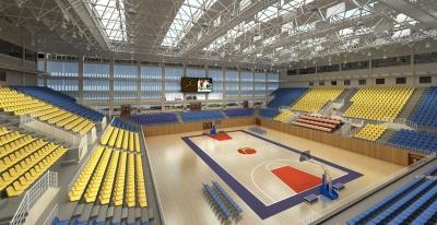 甘肃体育馆