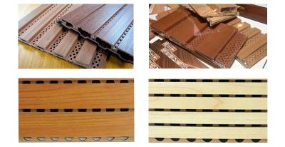 木质穿孔吸音板类