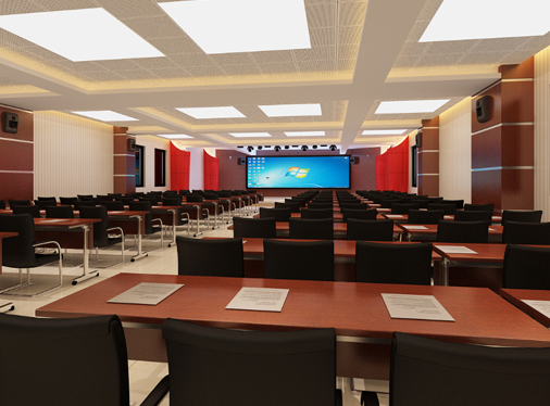 场馆建筑声学处理设计、施工及工程安装